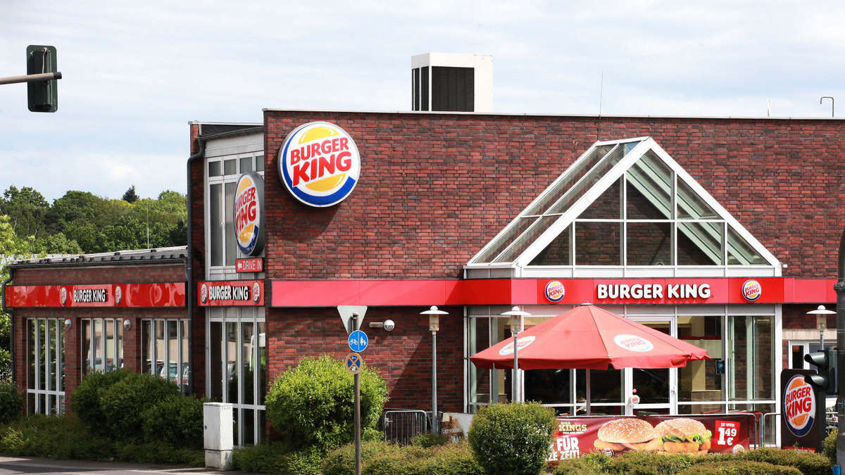 Burger King Marburg