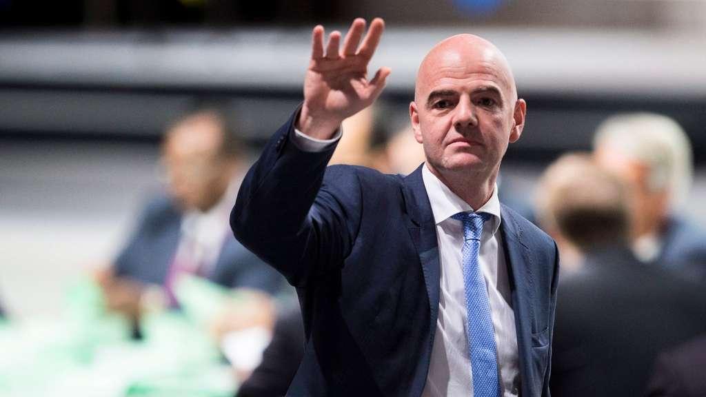 Neuer Fifa Präsident