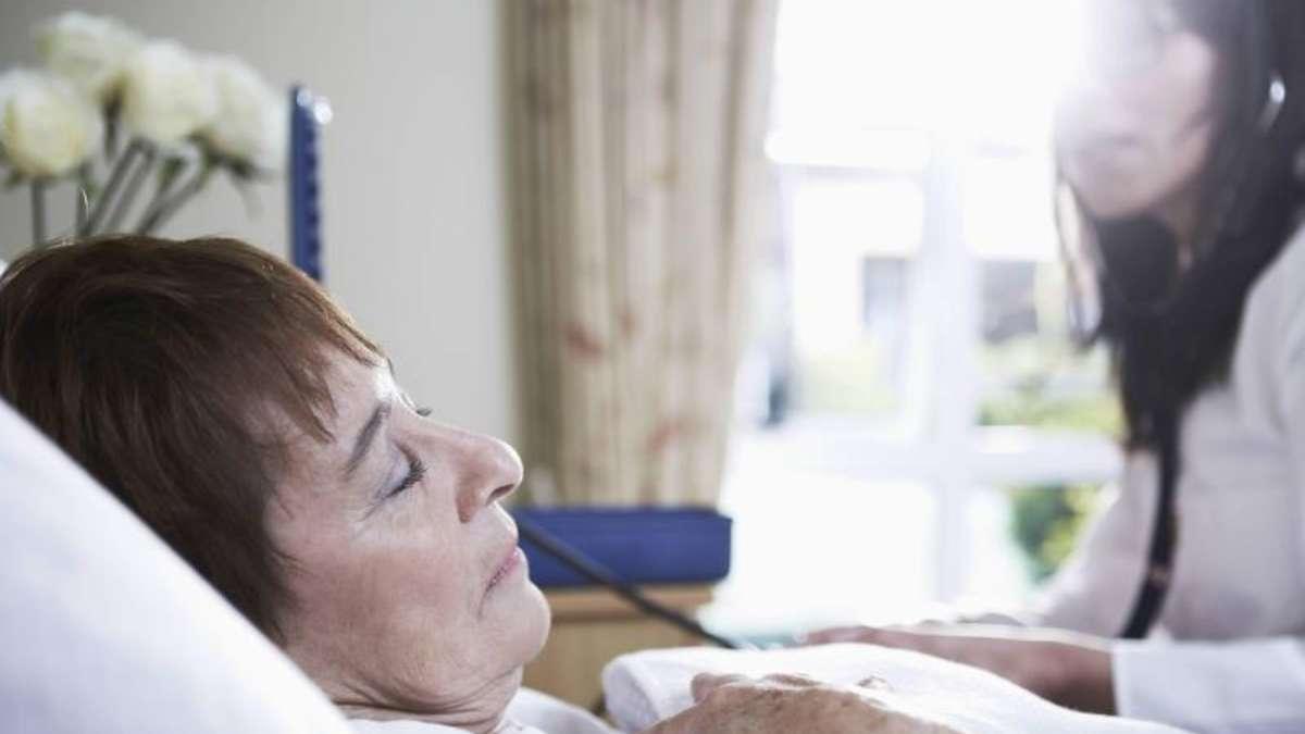 Wenn bei Senioren nach der Operation Verwirrung eintritt