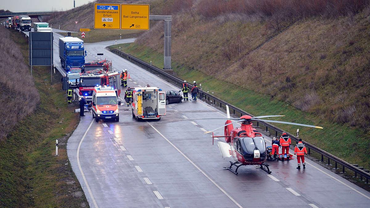 Unfall Hünfeld