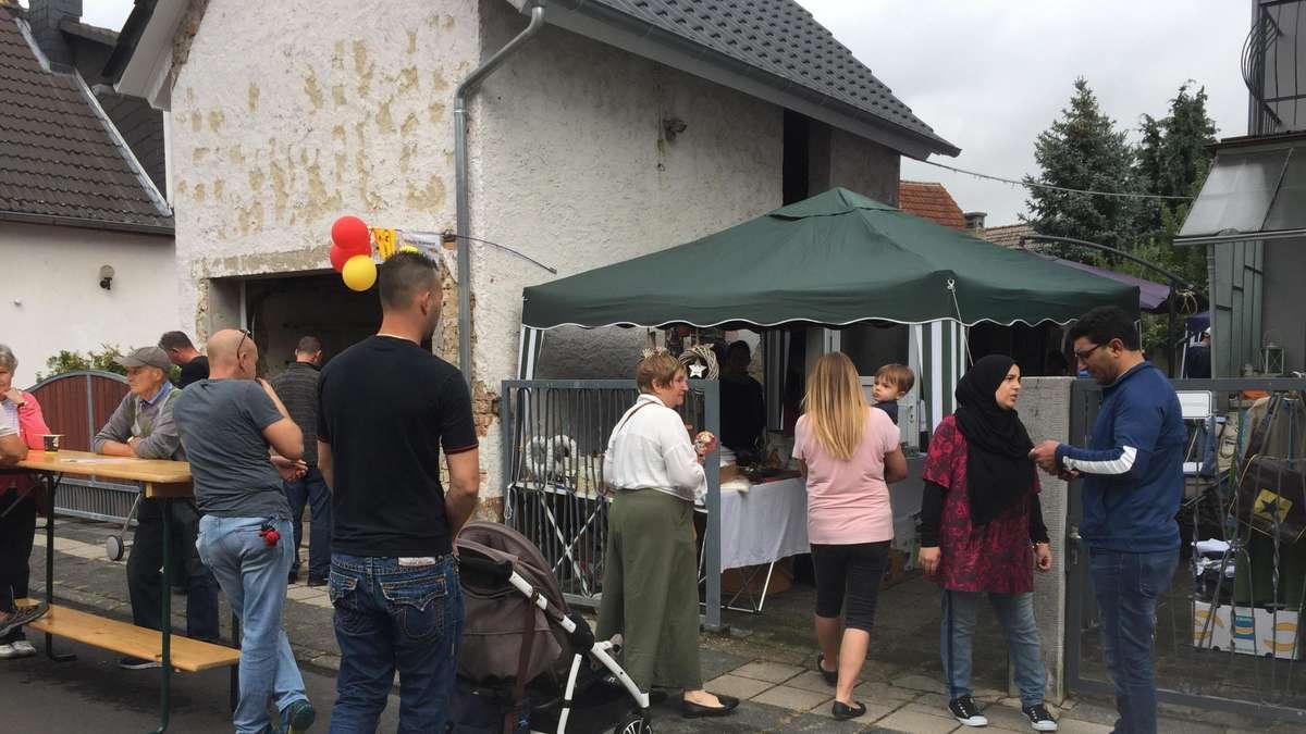 Dorfflohmarkt Hessen