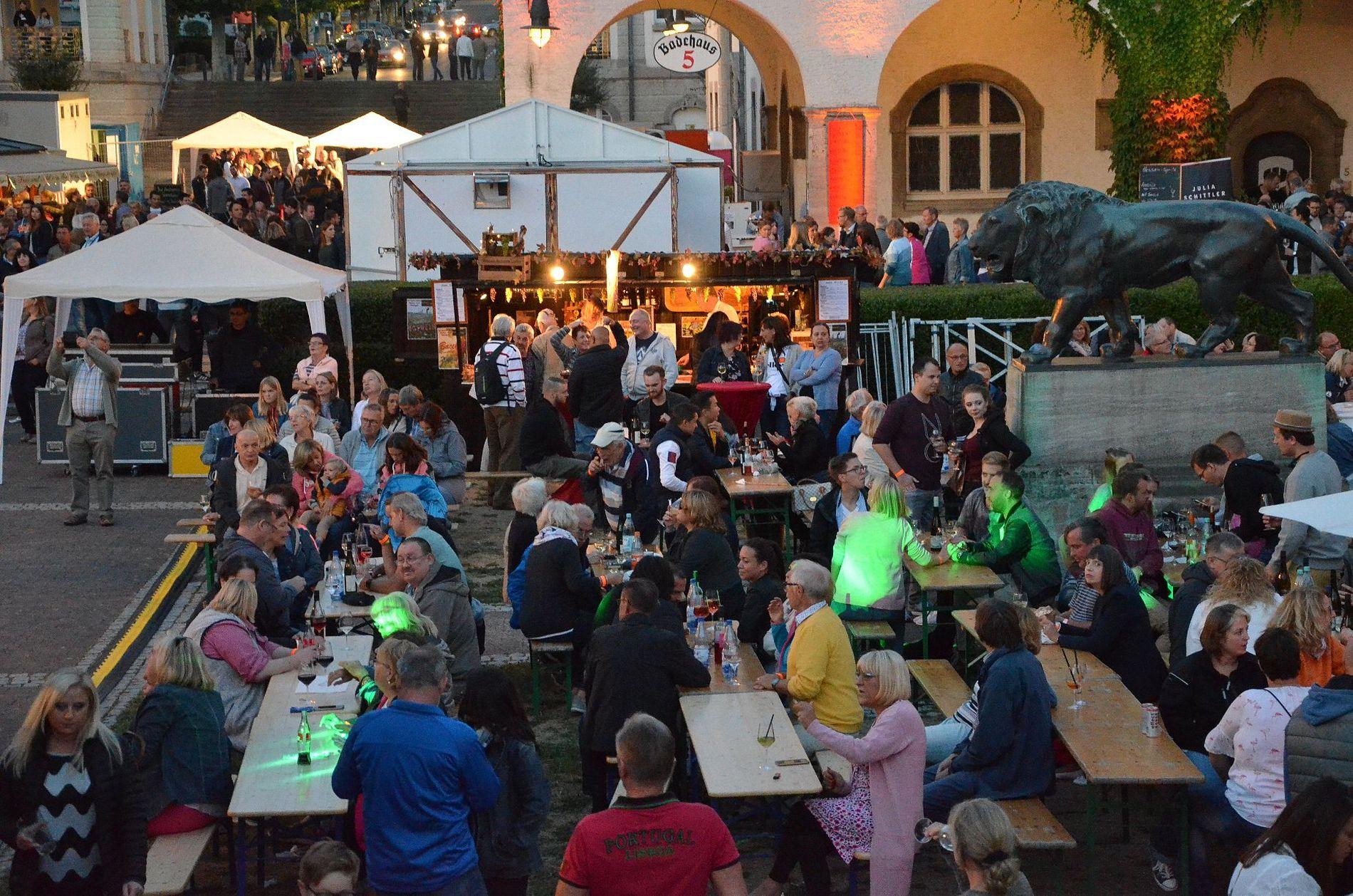 Weinfest hanau 2019