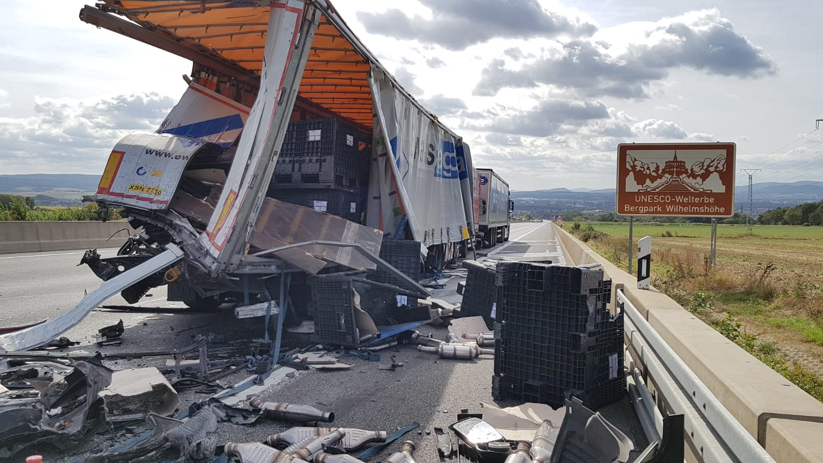 Unfall A7 Heute Kassel