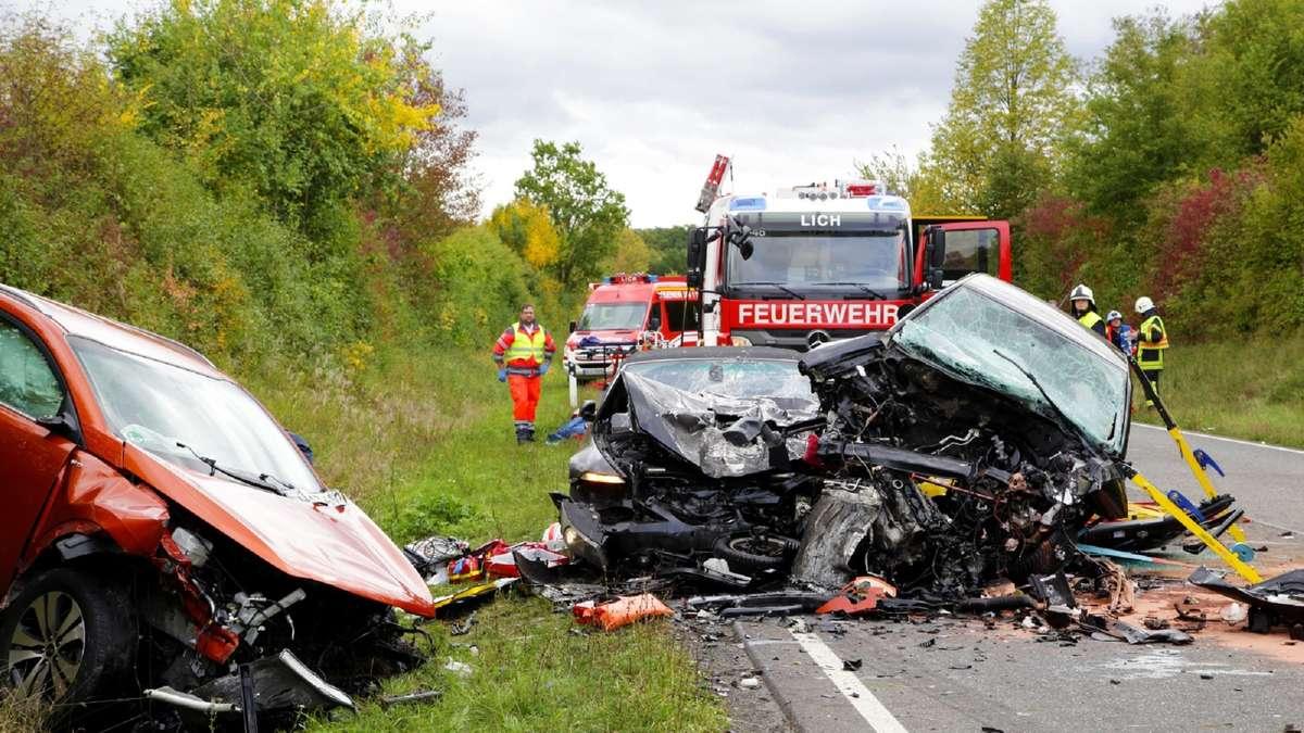 Tödlicher Unfall In Karben