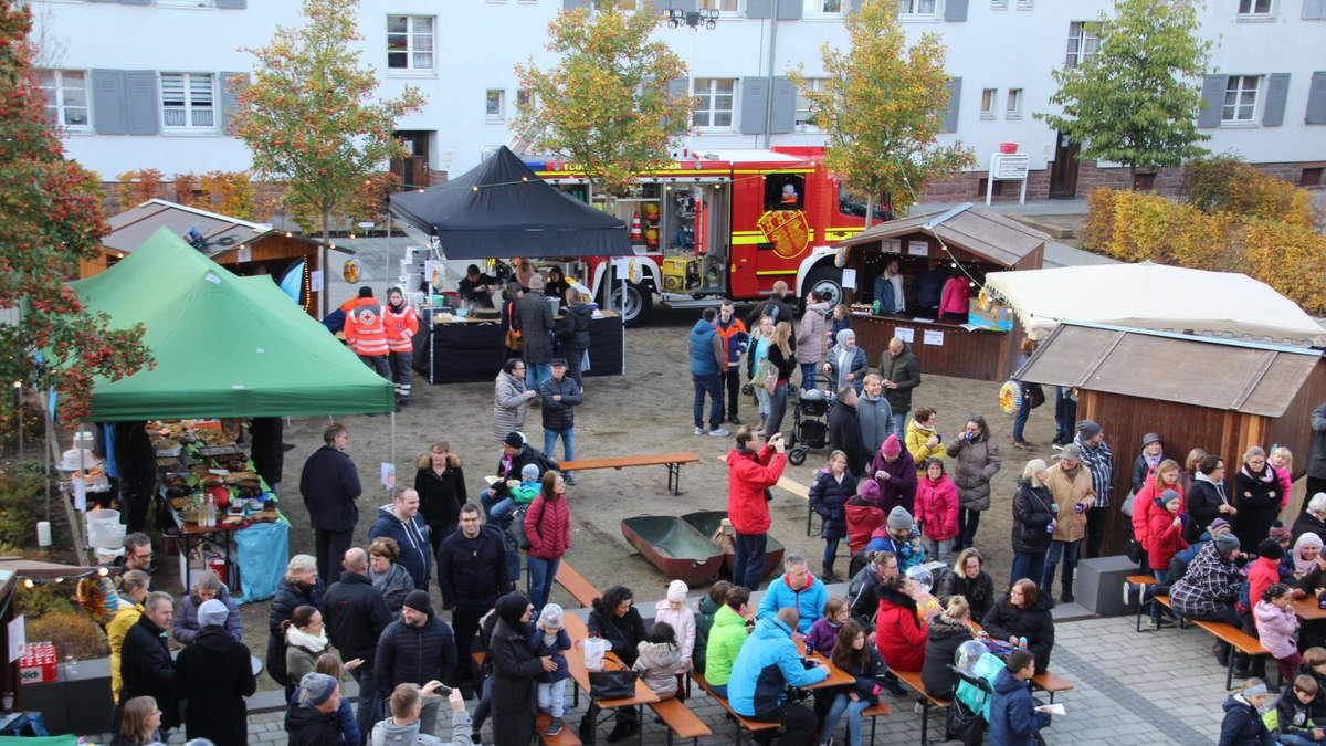 Wo Feiern die Gemeinschaft belebt | Karben - Wetterauer Zeitung