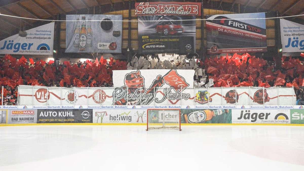 EC Bad Nauheim: Stimmungsboykott beim Winter-Derby - Jetzt reden die Fanclub-Chefs | EC Bad Nauheim - Wetterauer Zeitung