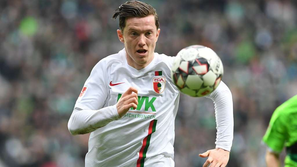 Michael Gregoritsch in Augsburg suspendiert - SGE als Option im Winter?