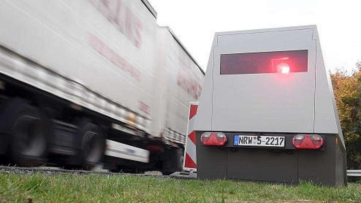 Mobile Blitzer Hessen