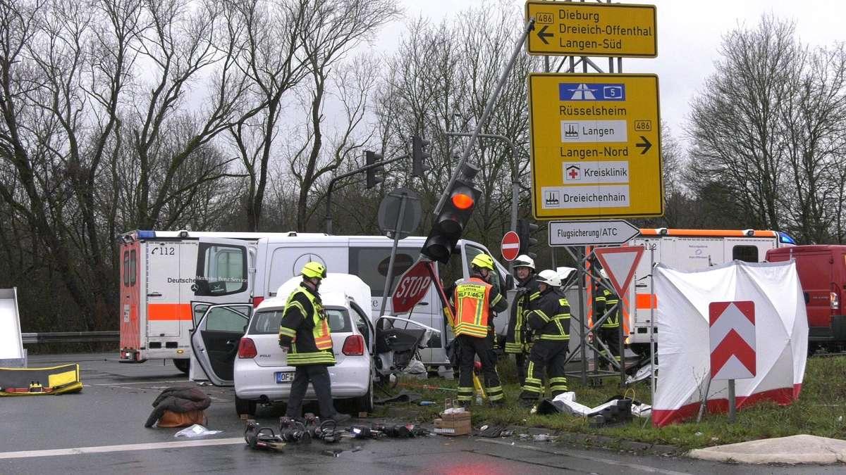 Wetter Tödlicher Unfall
