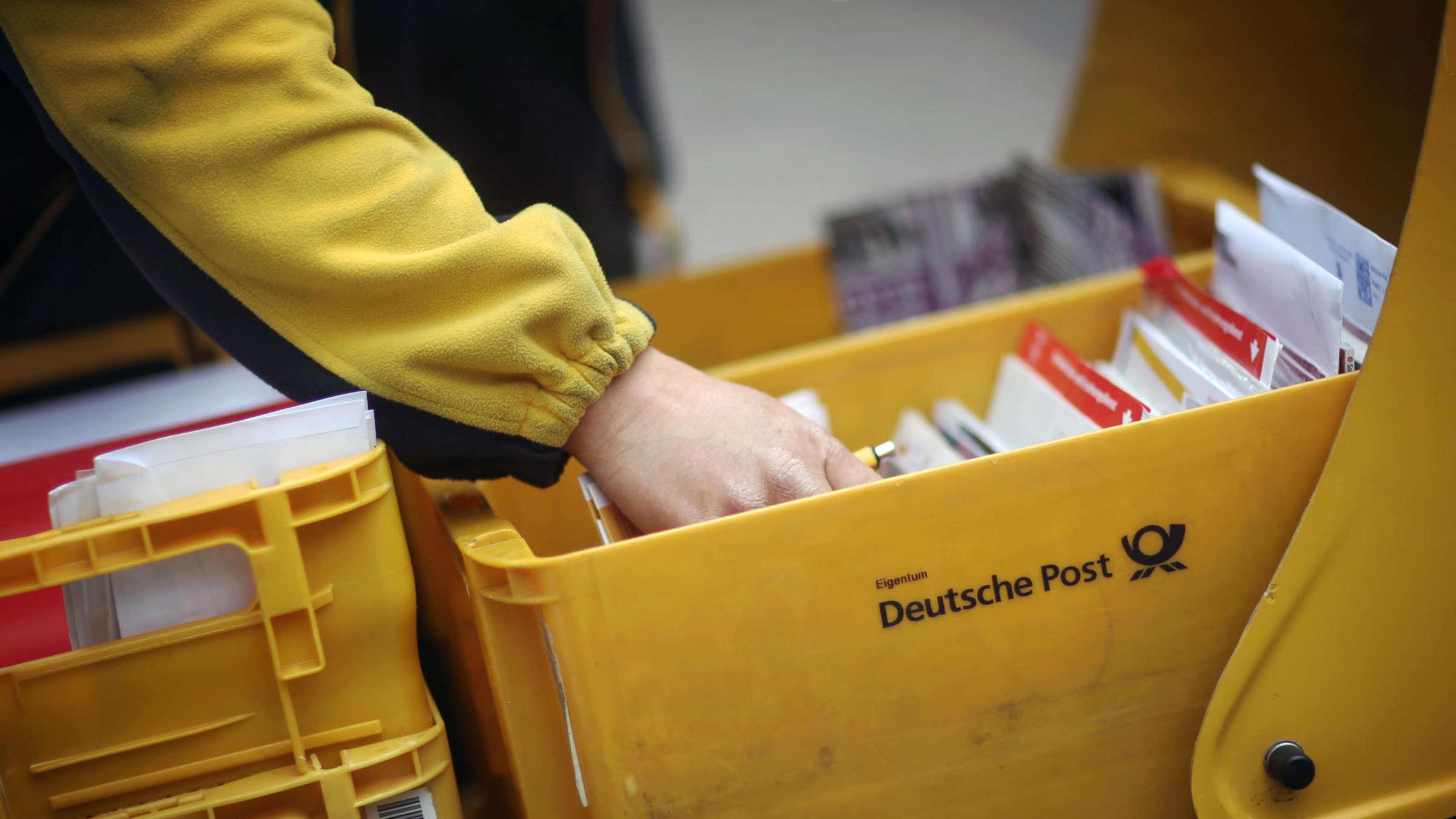 beschwerde postzustellung