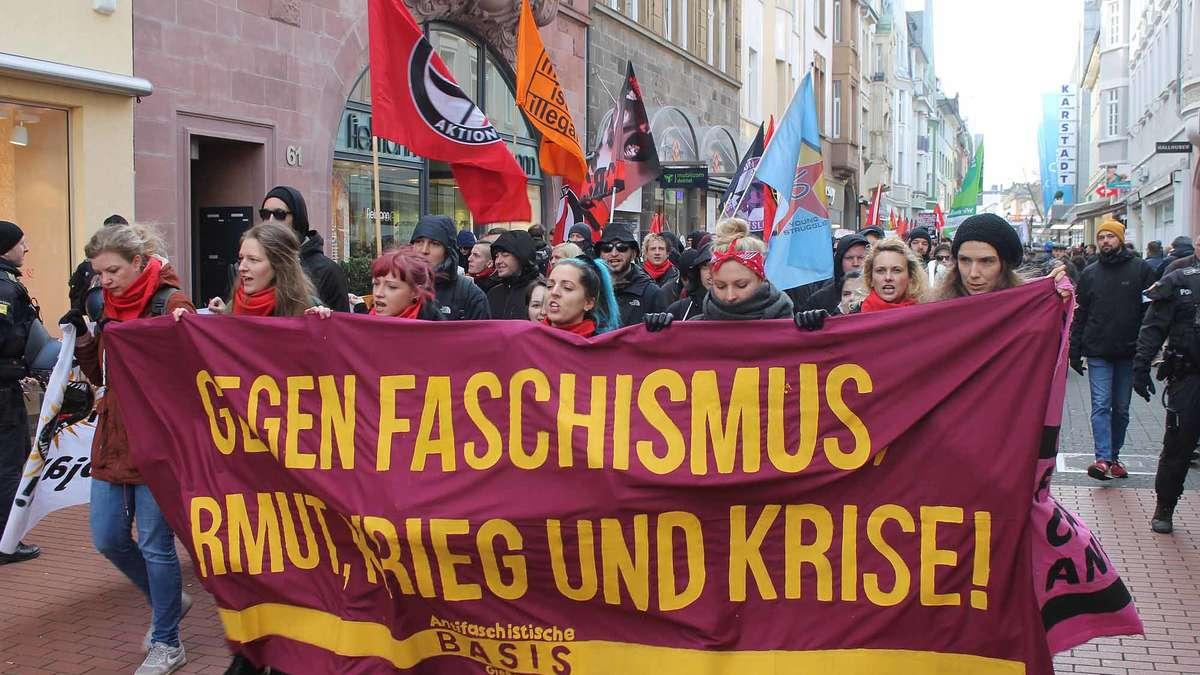 Demo Gießen