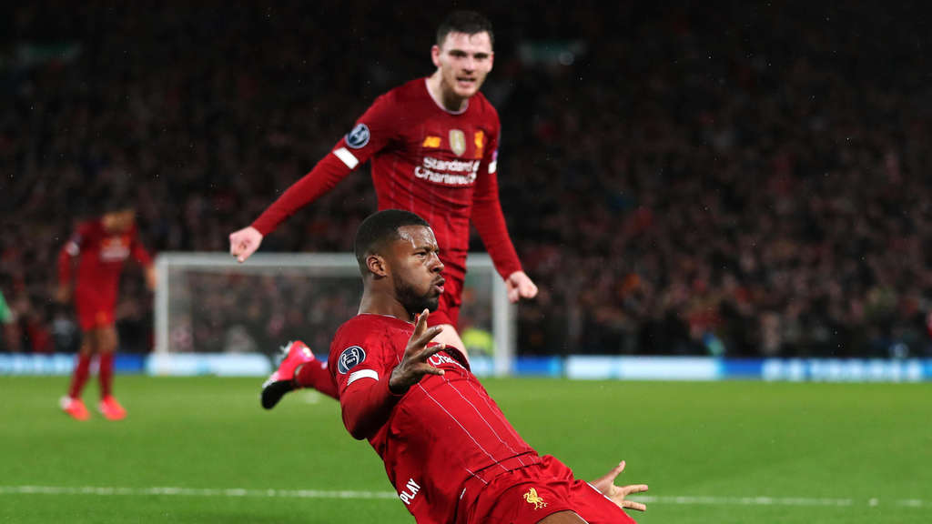 Anstoß Dortmund Liverpool