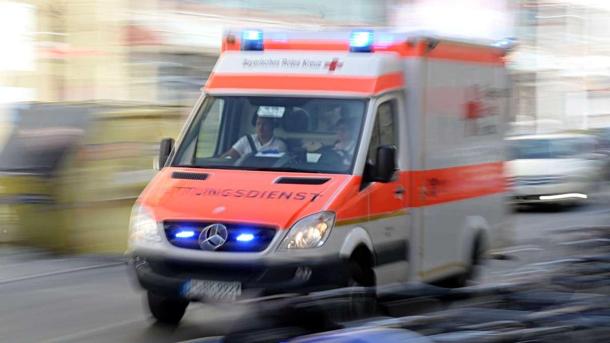 Polizei Büdingen Unfall