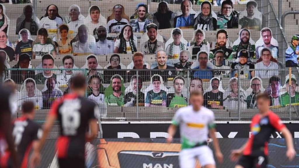 Zuschauer Fußball Corona