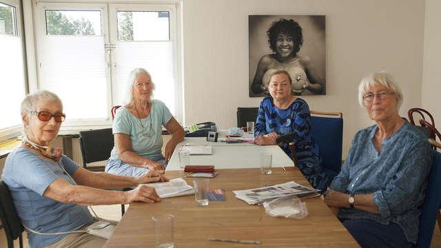 »Frauen für Frieden« sind besorgt | Stadt Gießen