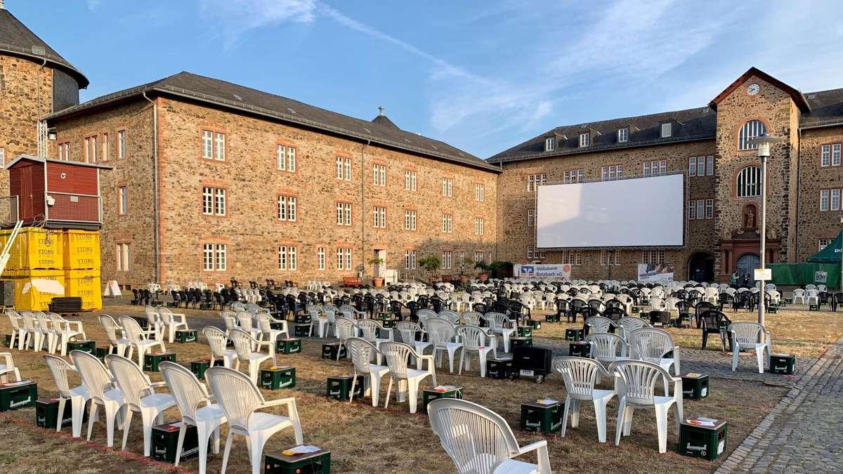 Open Air Kino Friedberg