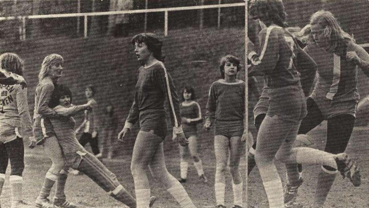 Frauenfußball Verbot