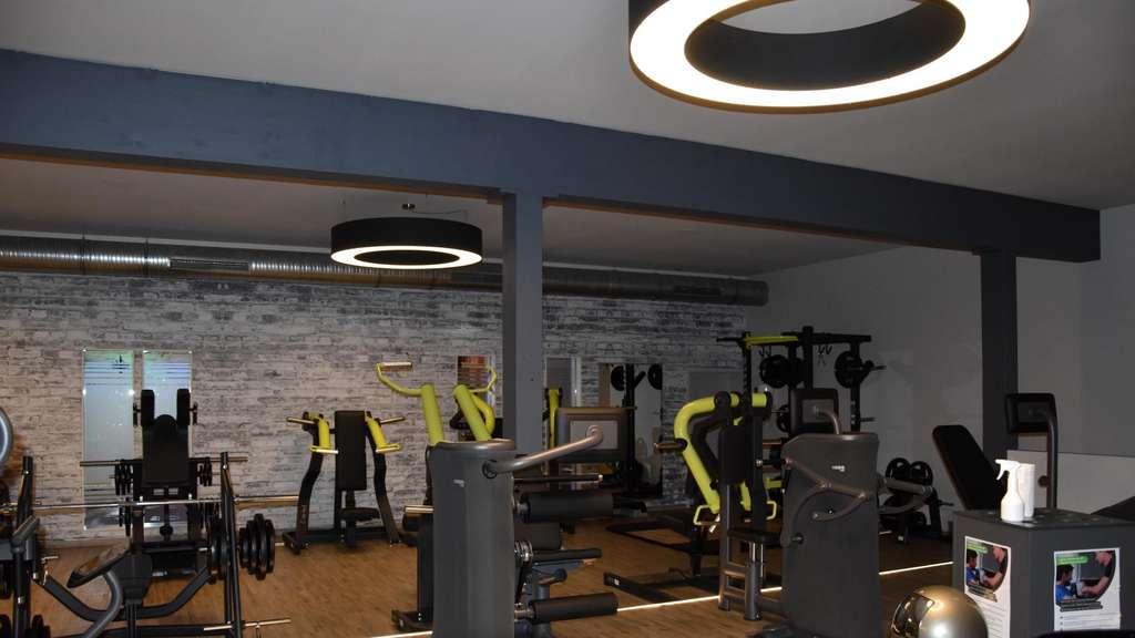 Fitnessstudio Schließung