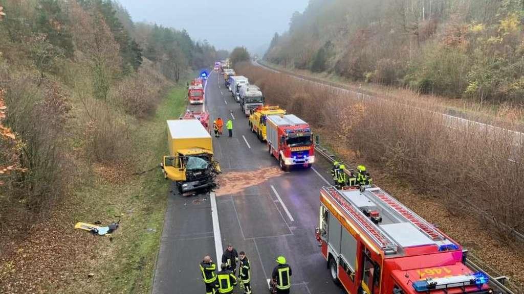 Unfall Wölfersheim