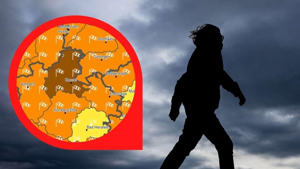 Wetterwarnung Hessen